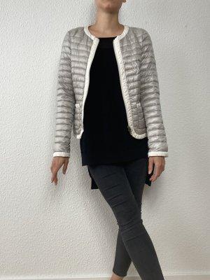 Herno Piumino grigio chiaro-bianco
