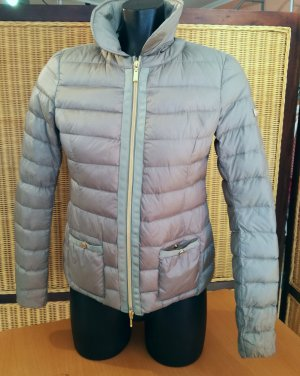 Geox Down Jacket sage green polyester