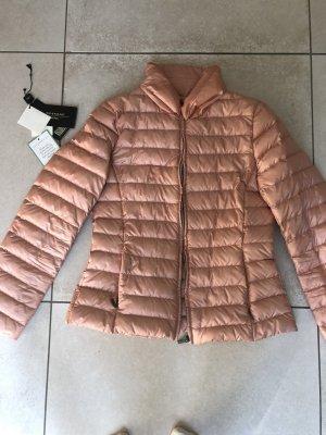 Weekend Max Mara Quilted Jacket dusky pink-pink