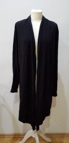 Leichte ecd Esprit Strickjacke, schwarz, in Größe S