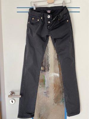 Leichte Five-Pocket-Hose schwarz (Nolita de Nimes)