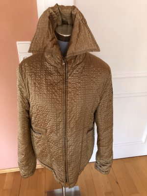 Versace Jeans Quilted Jacket gold-colored