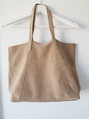 Made in Italy Shopper beige
