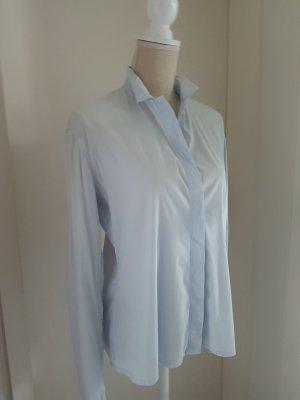 Leichte Hemdbluse Bleu