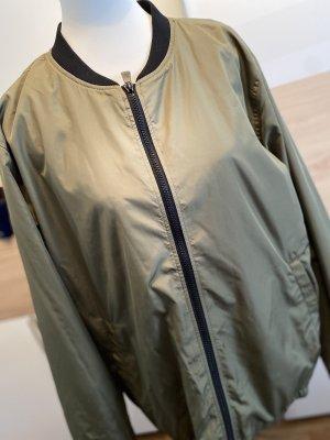 only & sons Bomber Jacket khaki-olive green