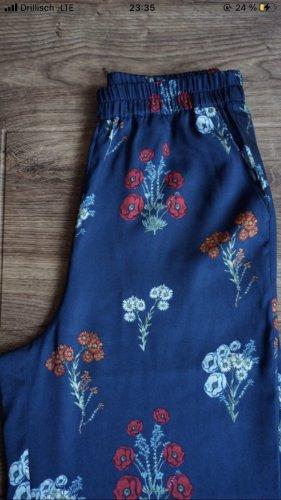 Edited Pantalone a vita alta multicolore