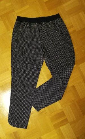 Leichte Hose mit flexiblem Bund