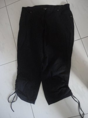 b.p.c. Bonprix Collection Pantalón tobillero negro
