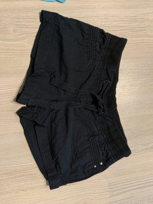 Leichte Hose mit Stoffbund