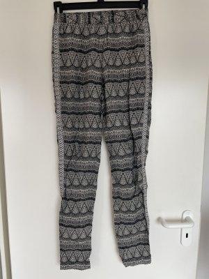 Vila Jersey Pants multicolored
