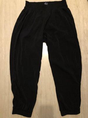 American Eagle Outfitters Pantalón estilo Harem negro