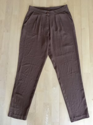 Kaos Pantalon «Baggy» brun