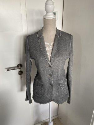 Majestic Filatures Giacca-camicia grigio