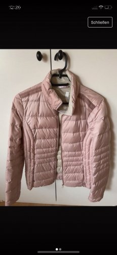 s.Oliver Quilted Jacket pink