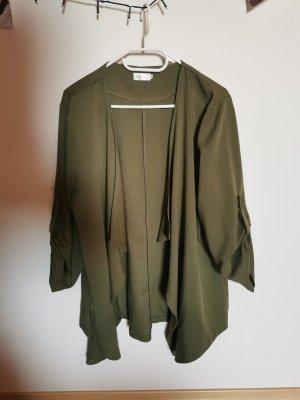Lesara Shirtjack olijfgroen