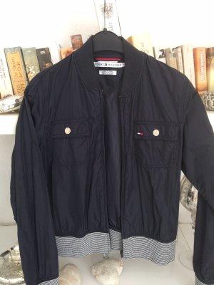 Leichte Jacke / dunkelblau / Gr. S / Tommy Hilfiger