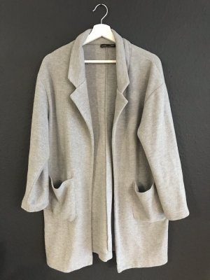 Zara Fleece Jackets light grey