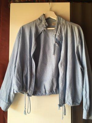 Damart Short Jacket azure