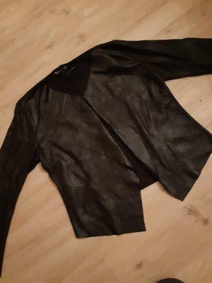 Flame Veste courte noir