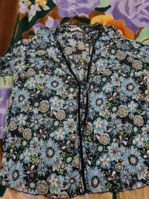 simplyU Oversized Jacket blue
