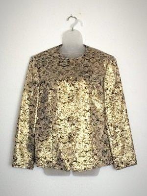 Markwald Blousje goud-zwart Polyester
