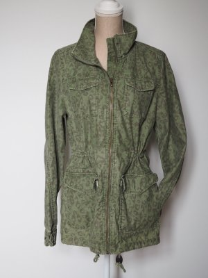 H&M Divided Military Jacket khaki