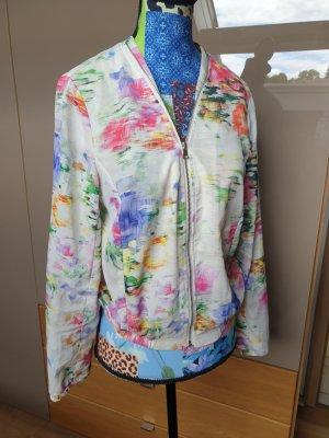 H&M Blouson universitaire multicolore