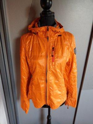 Leichte Jacke orange Milestone