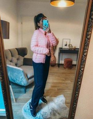 Boutique Comtesse Giubbotto trapuntato rosa chiaro