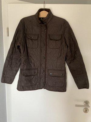 Barbour Between-Seasons Jacket dark brown
