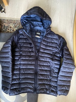 Blend Down Jacket dark blue