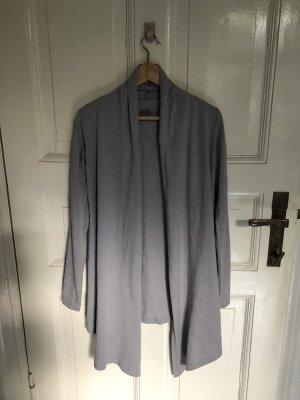 Edc Esprit Chaqueta estilo camisa gris claro-gris