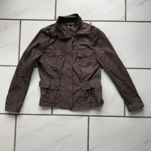 Marc O'Polo Safari Jacket dark brown