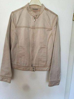 Stefanel Blouse Jacket sand brown
