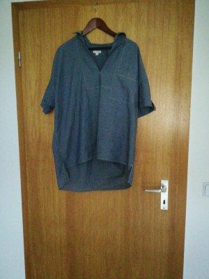 Gap Jeansowa koszula chabrowy