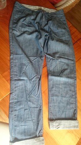 Leichte Jeans Chino in Größe 40