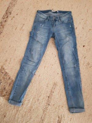 Leichte Jeans hose
