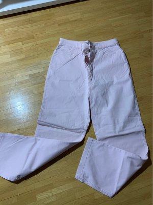 Bogner Jeansy z prostymi nogawkami jasny różowy