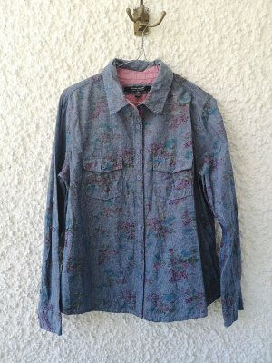 Denim Shirt multicolored cotton