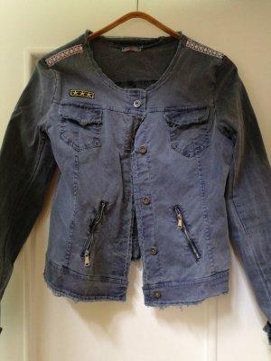 leichte Jeansjacke Blazer
