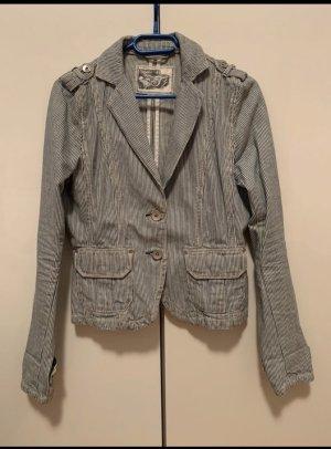 Tom Tailor Denim Jacket white-blue