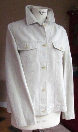 Bianca Blouse Jacket sand brown mixture fibre