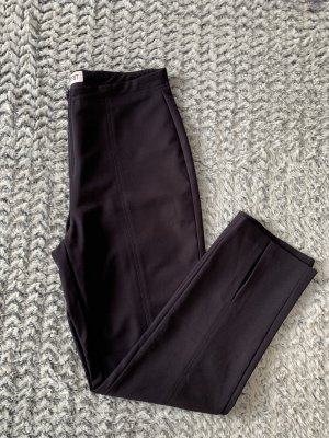 Esprit Pantalón elástico rojo zarzamora-violeta amarronado