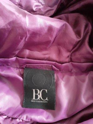 B&C collection Veste mi-saison violet