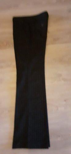 leichte Nadelstreifenwinterhose, Größe 34