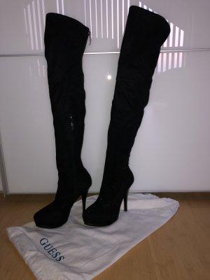 Leichte Overknee Stiefel von Guess
