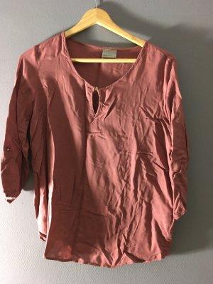 Leichte rosa Bluse