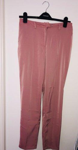 Leichte rosa Stoffhose