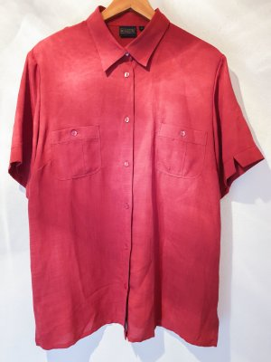 Biaggini Shirt Blouse neon red