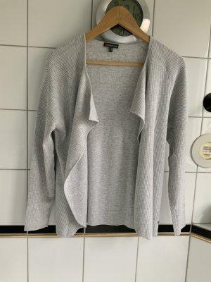 Street One Chaqueta estilo camisa gris claro